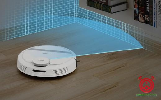 Robot ứng dụng công nghệ điều hướng và hệ thống cảm biến thông minh