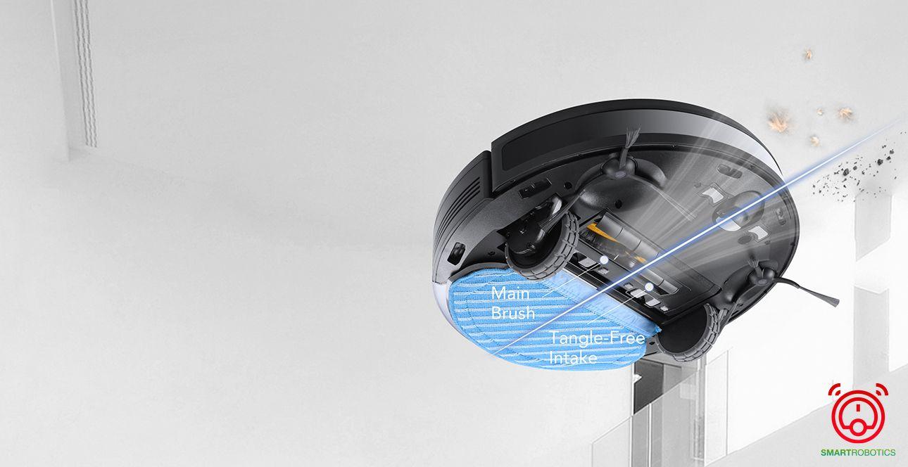 T5 Hero có động cơ hút công suất cao mà lại không gây tiếng ồn lớn