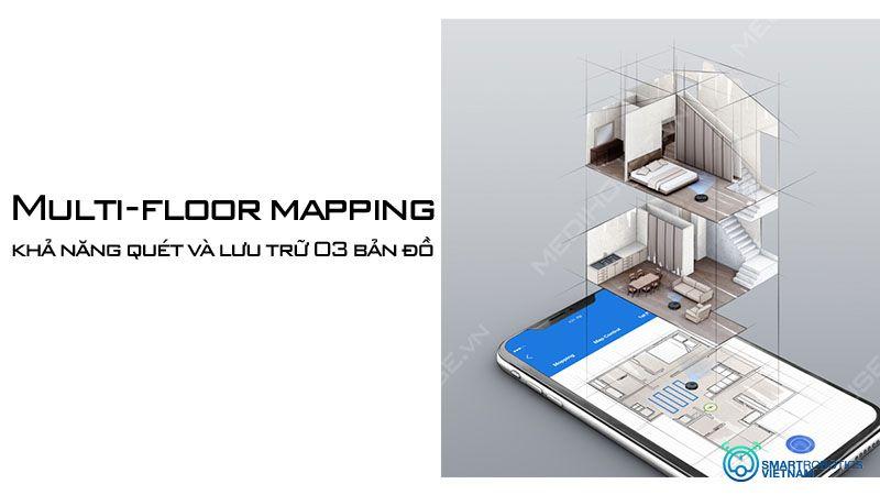 T5 Hero hỗ trợ lưu được tới 3 bản đồ riêng biệt