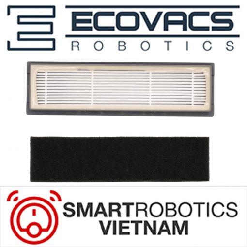 Bộ lọc thay thế cho robot hút bụi dòng Ecovacs T8 AIVI/ T5 3