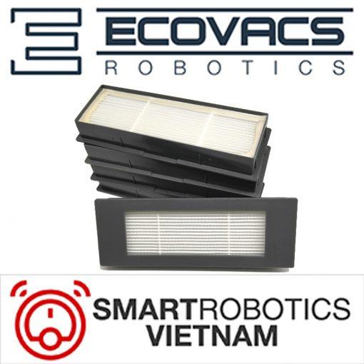 Bộ lọc Hepa cho robot hút bụi Ecovacs Deebot DN55/DN33/DN520/DN320 5