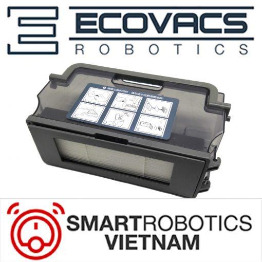 Hộp bụi cho robot hút bụi Ecovacs Deebot DN33 DN55 DN320 DN520 - Phụ kiện thay thế 5
