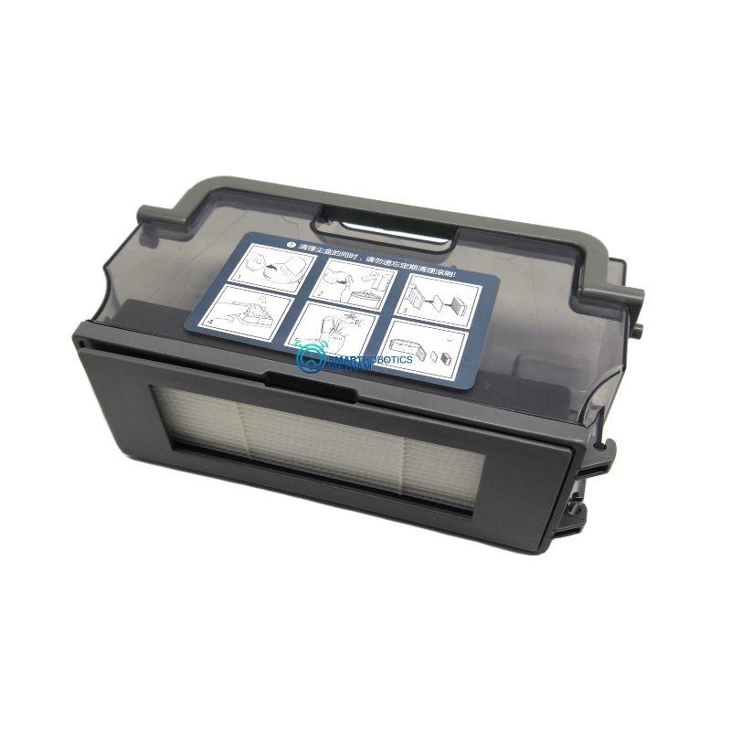 Hộp bụi cho robot hút bụi Ecovacs Deebot DN33 DN55 DN320 DN520 - Phụ kiện thay thế 16