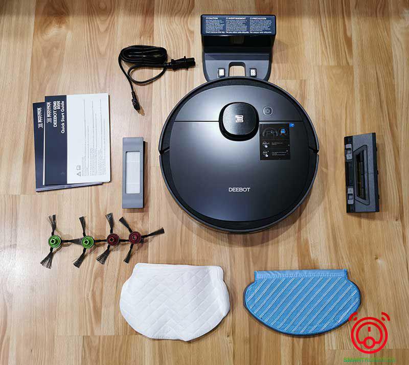 Ecovacs Deebot Ozmo 950