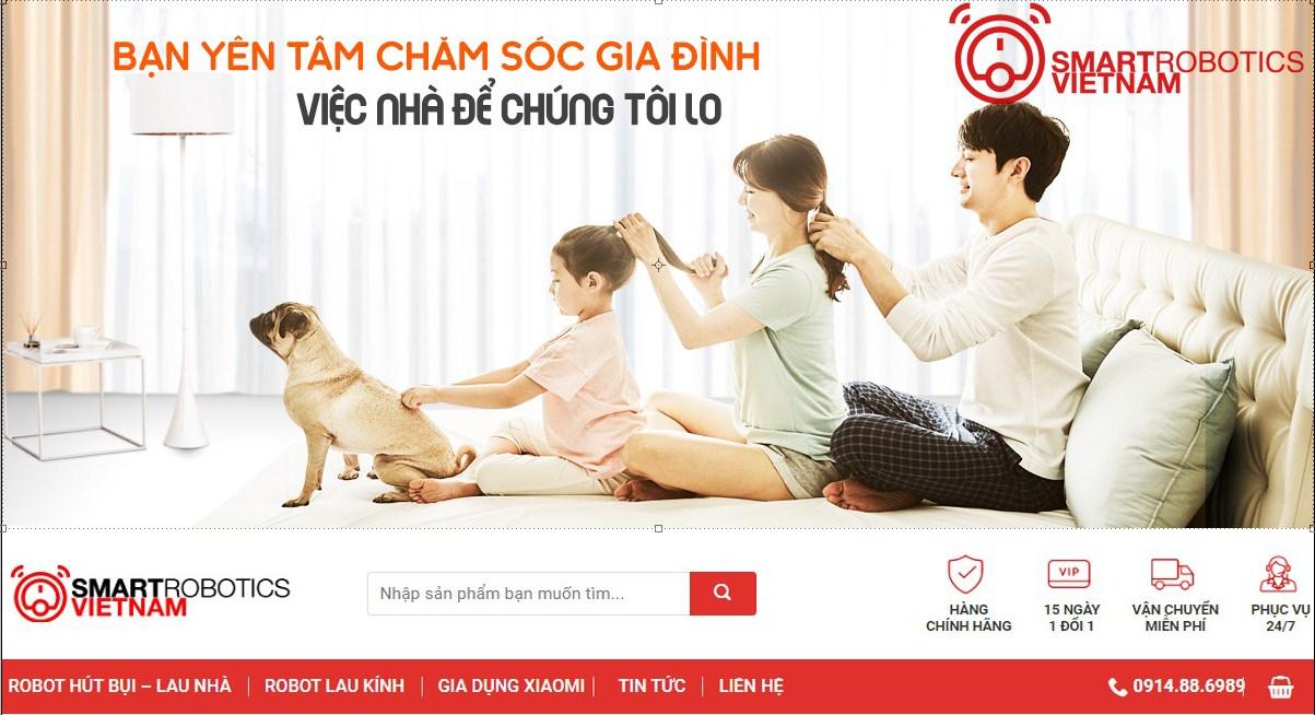 Kết nối với chúng tôi qua MXH của Smart Robotics Việt Nam 1