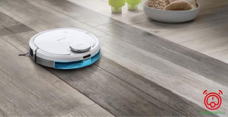 Cấu tạo robot hút bụi lau sàn nhà thông minh khả năng làm sạch sàn nhà tốt