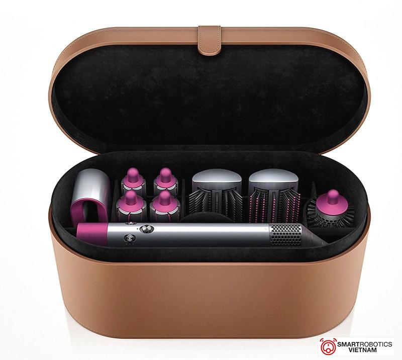 Bộ sản phẩm máy sấy tóc Dyson HS01 Airwrap (8 đầu sấy)