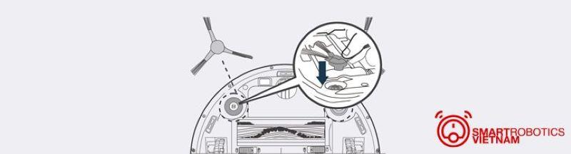 hướng dẫn sử dụng và bảo trì robot hút bụi Ecovacs DK33/DK35/DK39