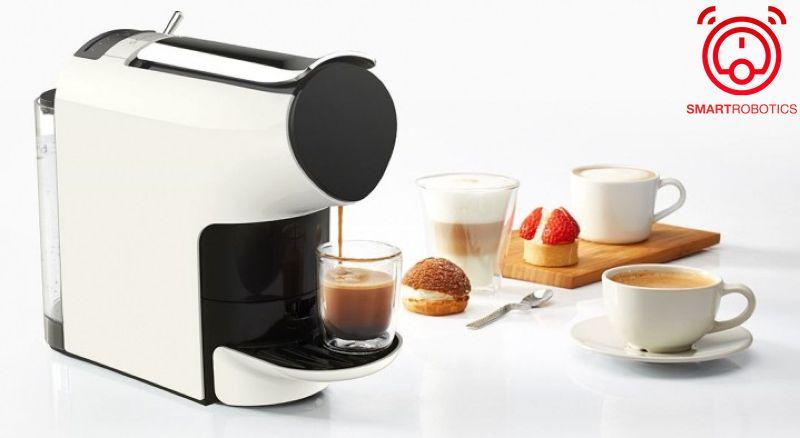 máy pha cà phê Xiaomi Scishare tiết kiệm năng lượng mỗi lần sủ dụng