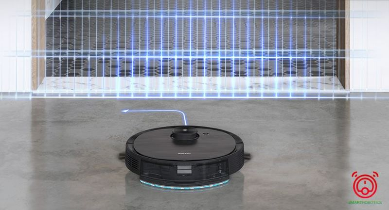 robot hút bụi deebot