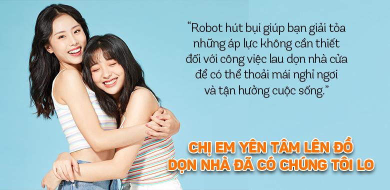 Robot hút bụi, gia dụng thông minh số 1 Việt Nam 44