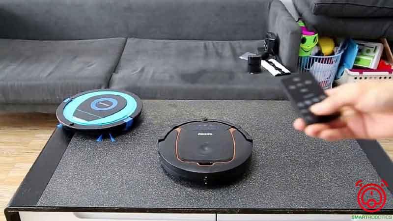 Các sản phẩm robot hút bụi Philips