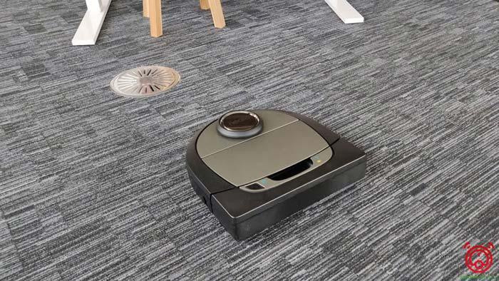 Robot hút bụi lau nhà Neato được sản xuất tại Mỹ