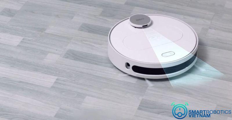 Robot hút bụi lau nhà Qihoo 360 S6