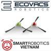 Chổi cạnh thay thế cho robot hút bụi Ecovacs Deebot DE - DE55/DE53 1