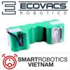Pin cho robot hút bụi Ecovacs DE 3