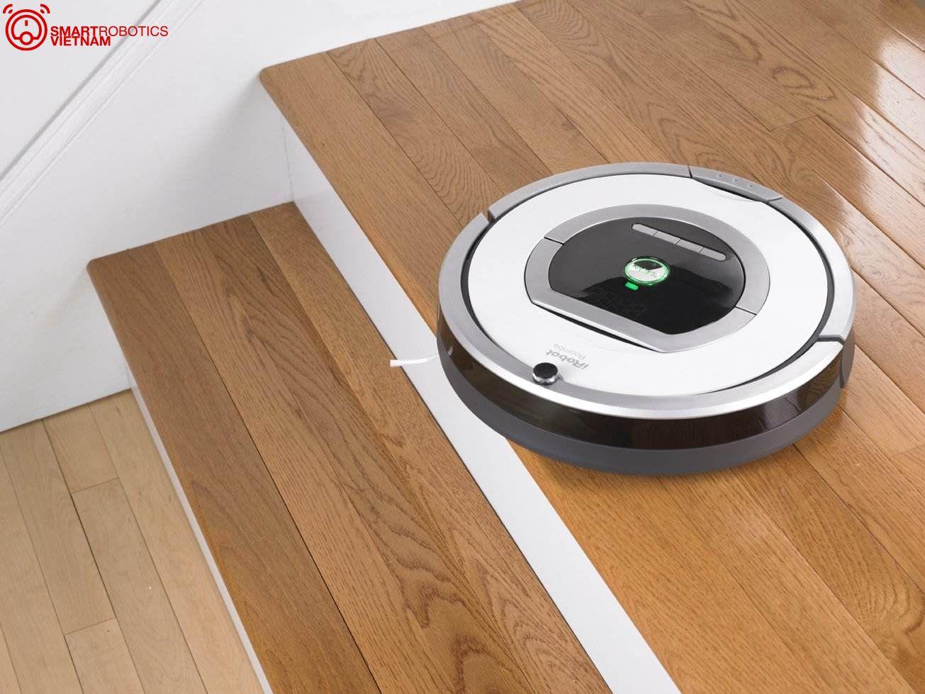 robot hút bụi lau nhà Irobot Roomba