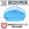 Tấm lau sàn robot hút bụi Ecovacs T5 Hero 1