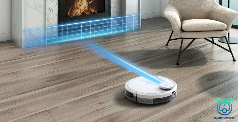 Robot Ecovacs Deebot DN33 khả năng nhận diện tốt