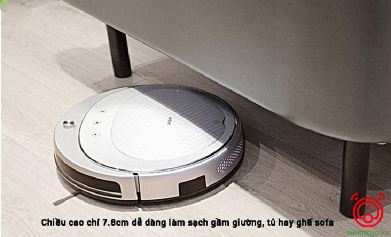 Robot hút bụi lau nhà Haier Tab - T550WSC