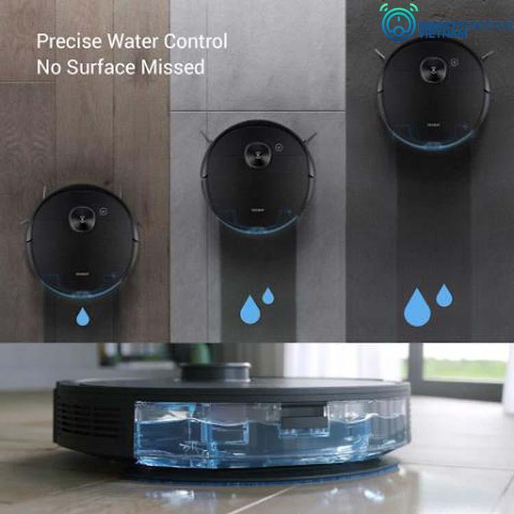 Bể nước điều khiển điện tử với 3 mức nước