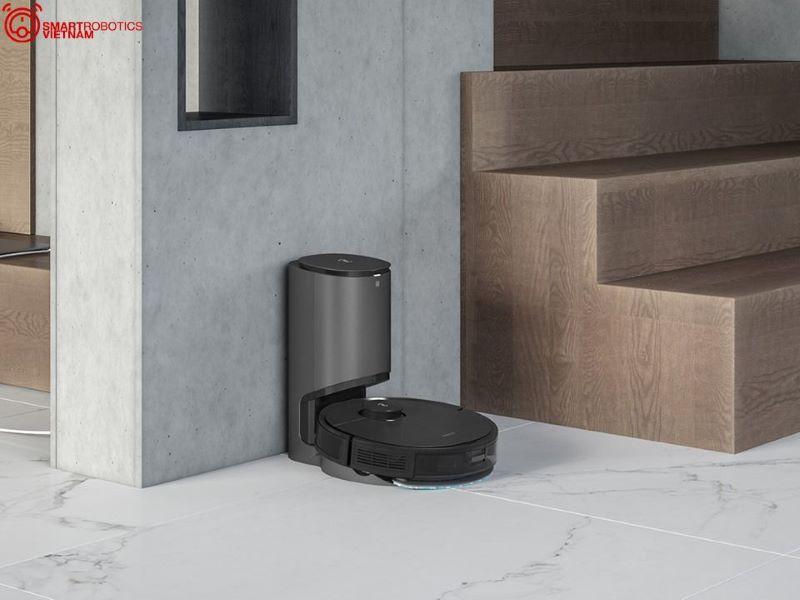Robot hút bụi thông minh cao cấp Ecovacs Deebot T8 Aivi Plus