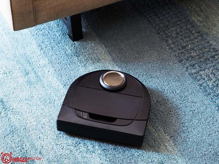 Robot hút bụi Neato Botvac D5 - siêu anh hùng trong công nghệ dọn dẹp nhà cửa
