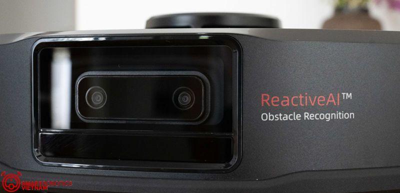 Hai mắt camera thông minh, giúp nhạn diện đồ đạc thông minh hơn