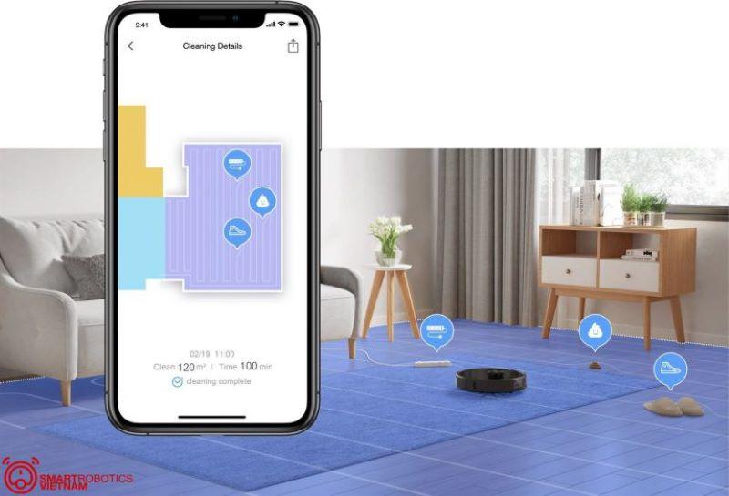 Robot có khả năng nhận diện thông minh các đồ vật trong nhà