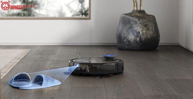 Hệ thống điều hướng Laser thông minh, tránh vật cản, tránh va chạm