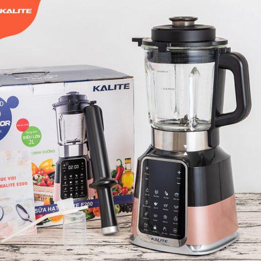 Máy làm sữa hạt Kalite E200 4