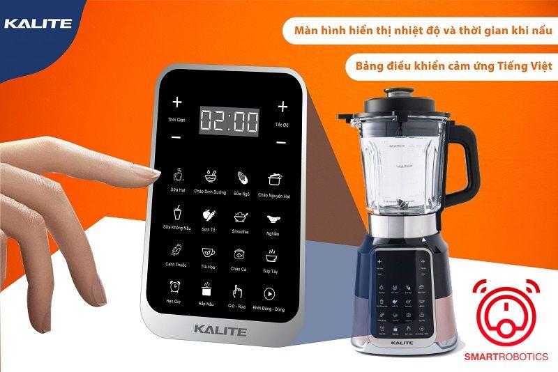 Máy làm sữa hạt Kalite E200
