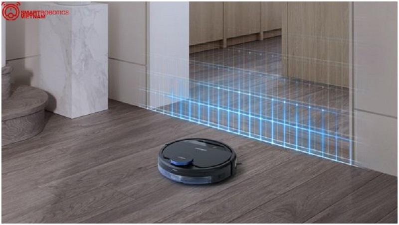 Robot hút bụi lau sàn nhà thông minh