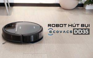 Đánh giá Robot hút bụi Ecovacs DD35 - siêu phẩm đến từ tương lai 9