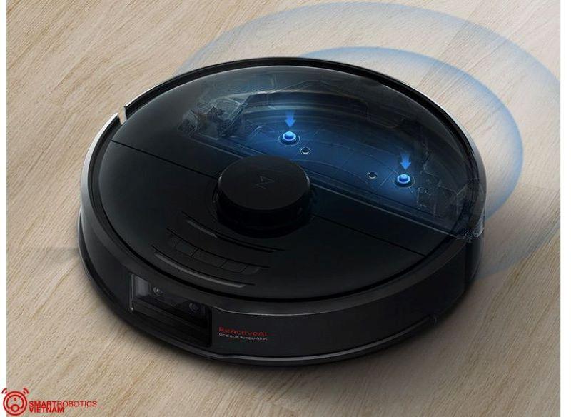 Công nghệ cảm biến nhận diện đồ vật thông minh, tăng hiệu quả làm sạch