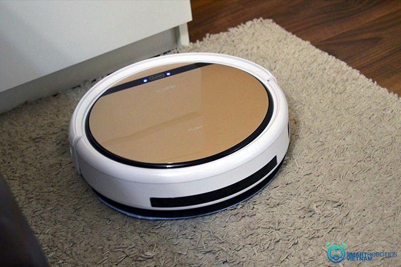 Robot hút bụi sàn nhà thông minh iLife