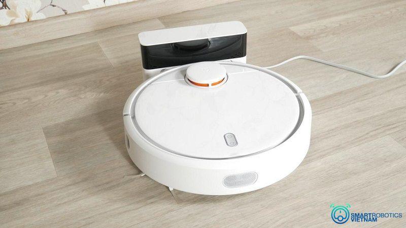 Robot hút bụi và lau sàn nhà thông minh Xiaomi