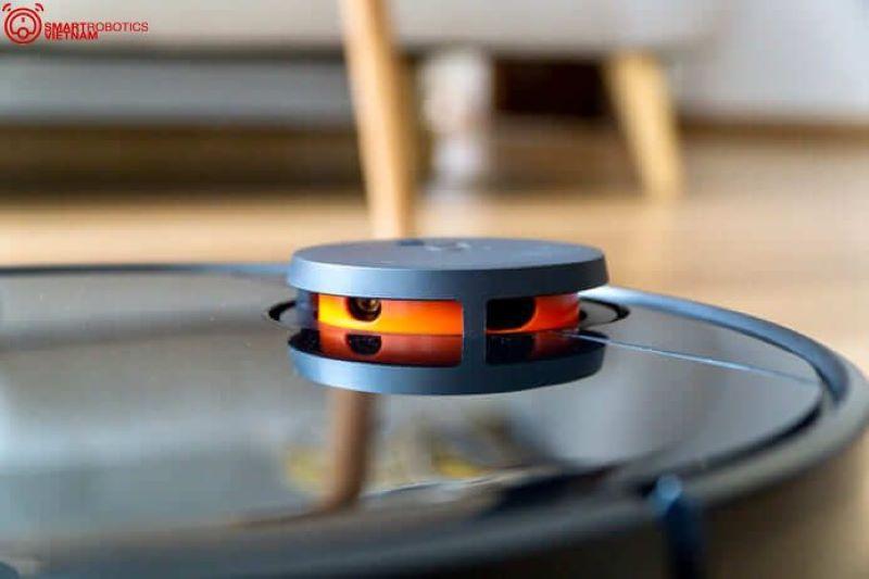 Hệ thống định vị Laser giúp nhận biết đồ vật thông minh