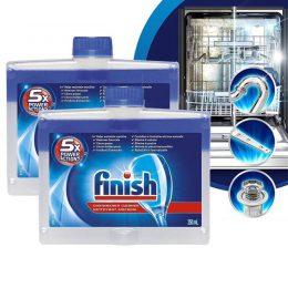 Dung dịch tẩy rửa máy rửa chénFinish Dishwasher Cleaner