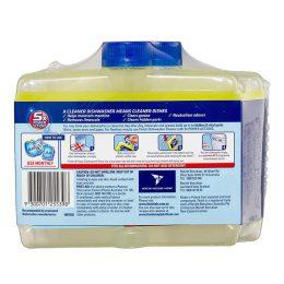 Dung dịch tẩy rửa máy rửa chén Finish Dishwasher Cleaner hương chanh 2x250ml 16