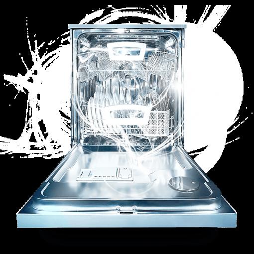 Tinh dầu treo khử mùi máy rửa chén Finish Dishwasher Freshener 4ml hương chanh 3