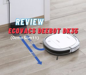 Ecovacs Deebot Dk35