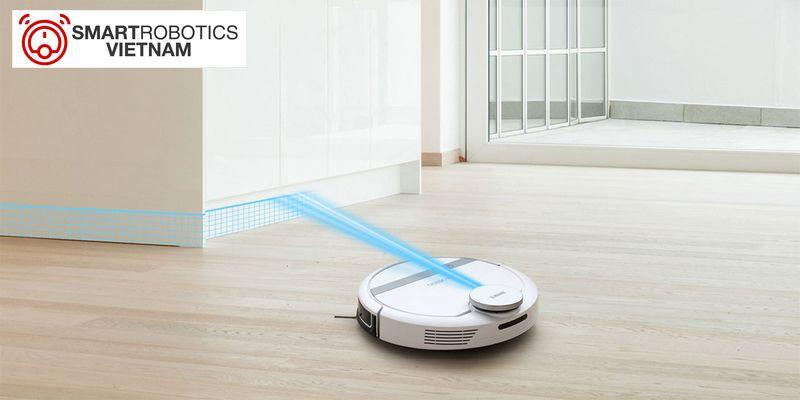 robot hút bụi Ecovacs Deebot 900