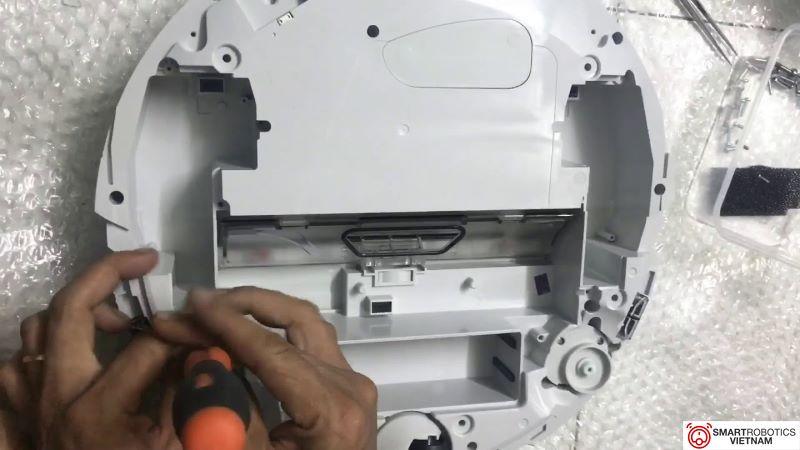 sửa robot hút bụi Ecovacs