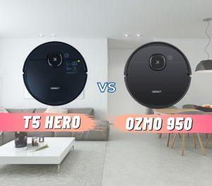 T5 Hero Vs Ozmo 950
