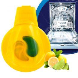 Tinh dầu treo khử mùi máy rửa chén Finish Dishwasher Freshener 4ml hương chanh