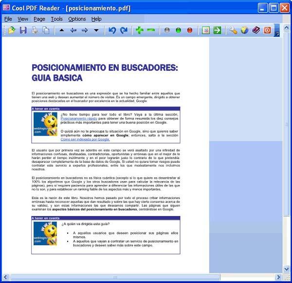 Phần mềm Cool PDF Reader