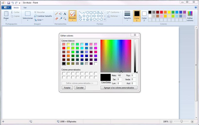 Công cụ Paint