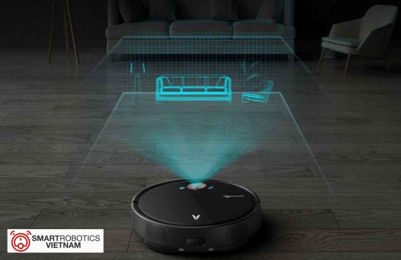 Công nghệ tường ảo tối ưu hiệu quả làm sạch