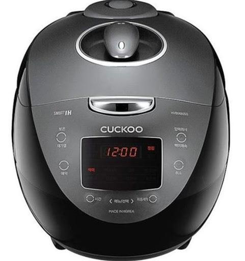 Nồi cơm điện cao tần Cuckoo CRP-HUF1080SS 1.8L 5